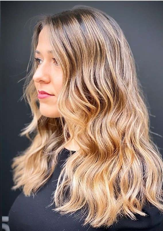 soft waves look